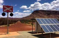 Solar Powering the Pilbara